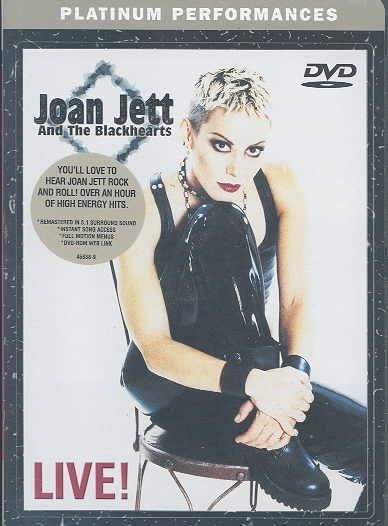 Joan Jett & the Blackhearts Live!