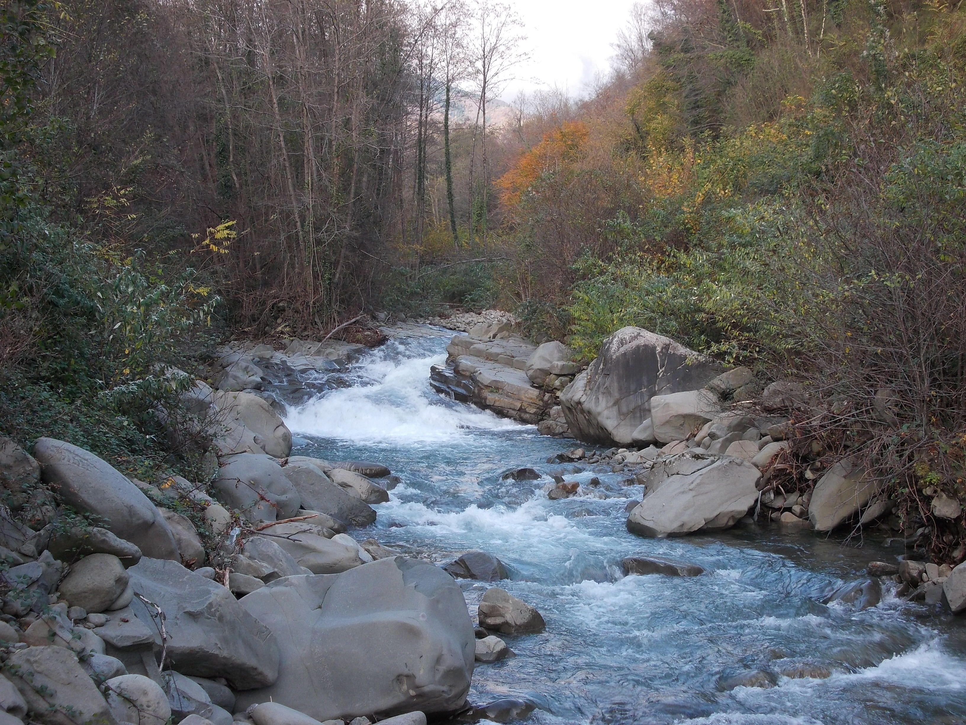 Piccolo fiume