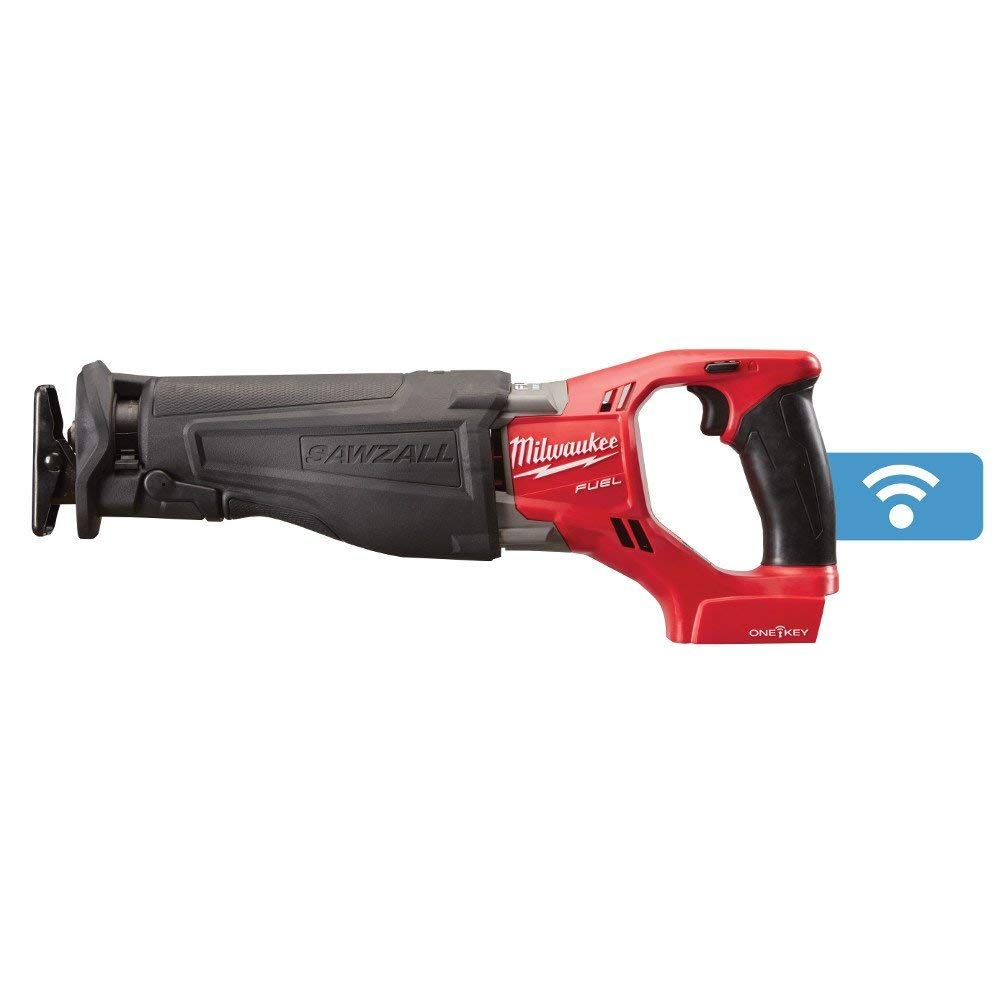 Milwaukee 2721 20 M18 Fuel Sawzall Reciprocating Saw With One Key Technology Bare Tool Check This Awesome Product Saw Tool Reciprocating Saw Milwaukee Fuel