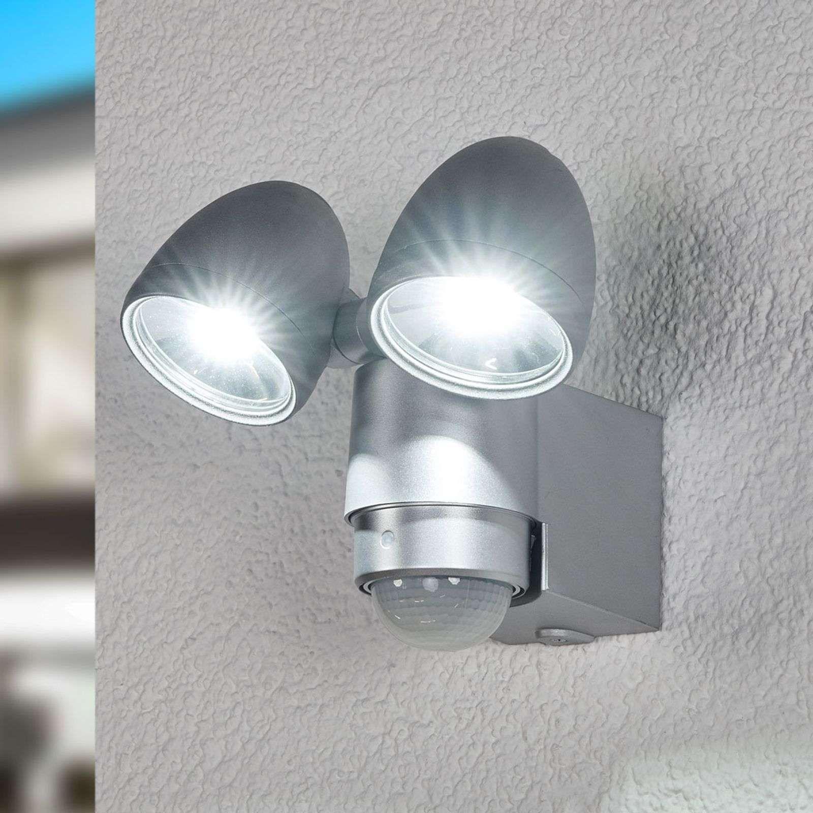 2 Lichts Led Buitenwandspot Radial Van Globo In 2020 Kast Verlichting Led Lamp Led