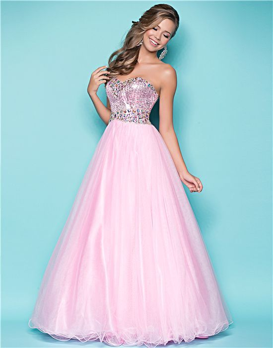 Prom DressQuinceanera Vestidos by BLUSH PROM5212Quintessential Gown ...
