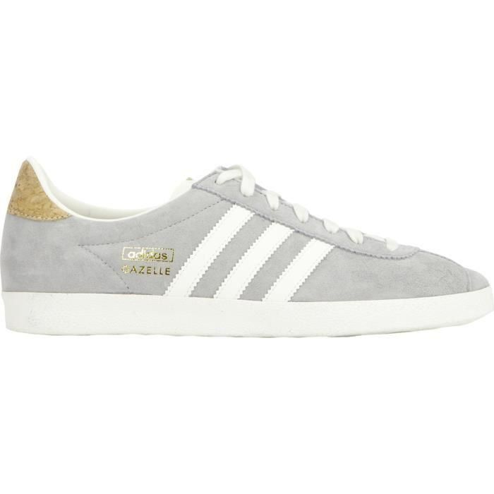 tennis adidas homme grise
