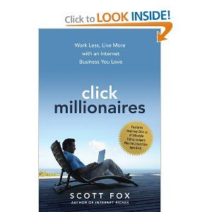 A great and inspiring book.  A must read for anyone that wants to start an Internet Business.