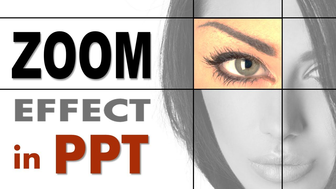 Cool Zoom Animation Effect PowerPoint Animation Tutorial