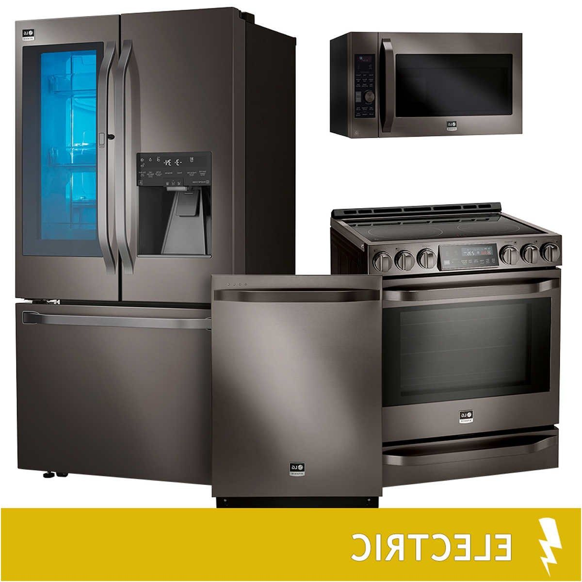 Kitchen Appliance Suites Espresso Table Package Deals Home Depot Roselawnlutheran From Brandsmart Appliances