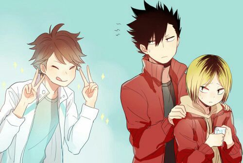 Haikyuu x Reader (requests are closed) Kenma X Reader