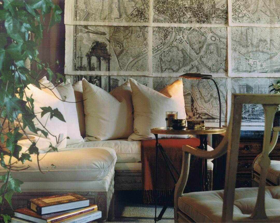 Image result for james swan interior designer