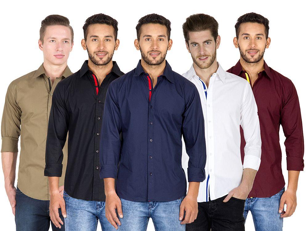Top 10 Men's Shirt Brands In India | Mens shirts brands, Mens shirts, Tops