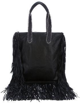 4fe2066f57 Barbara Bonner fringed shopper bag | bags | Shopper bag, Bags ...