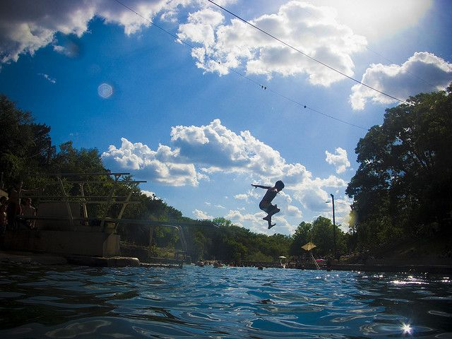 Bartonsprings Austin Tx You Can T Do A Texas Swimming Holes
