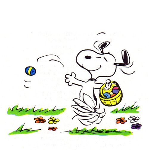 snoopy easter wallpaper - photo #15