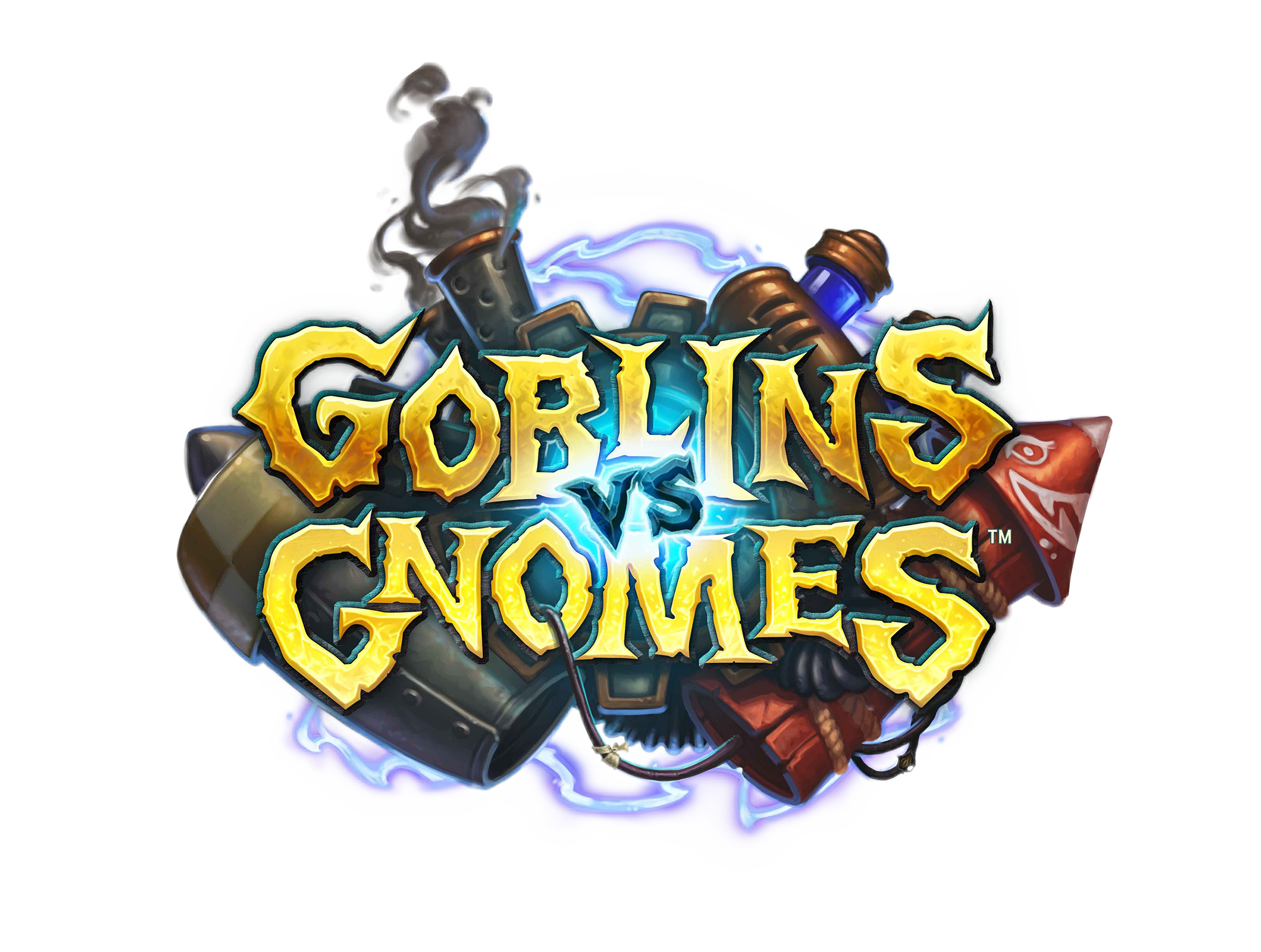 Logo Goblins Vs Gnomes Artist Blizzard Entertainment Blizzard
