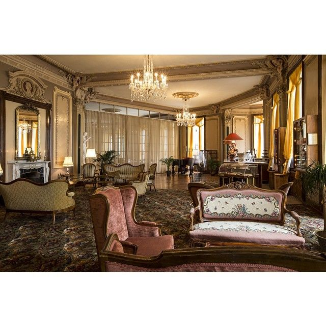 Grandhotel Giessbach Schweiz Hotels Hotel Lobby