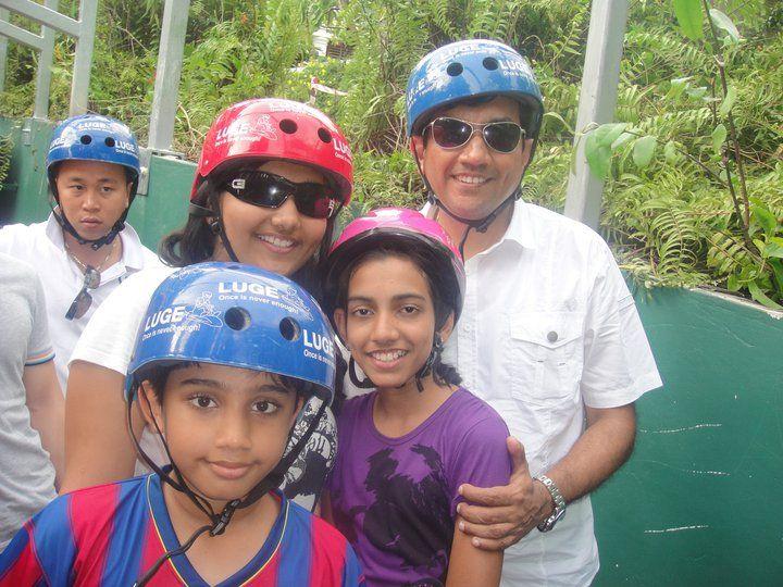 Fun time with Rachita & Kriti
