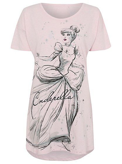 utterly stylish top-rated cheap uk cheap sale Disney Cinderella Nightdress, read reviews and buy online at ...