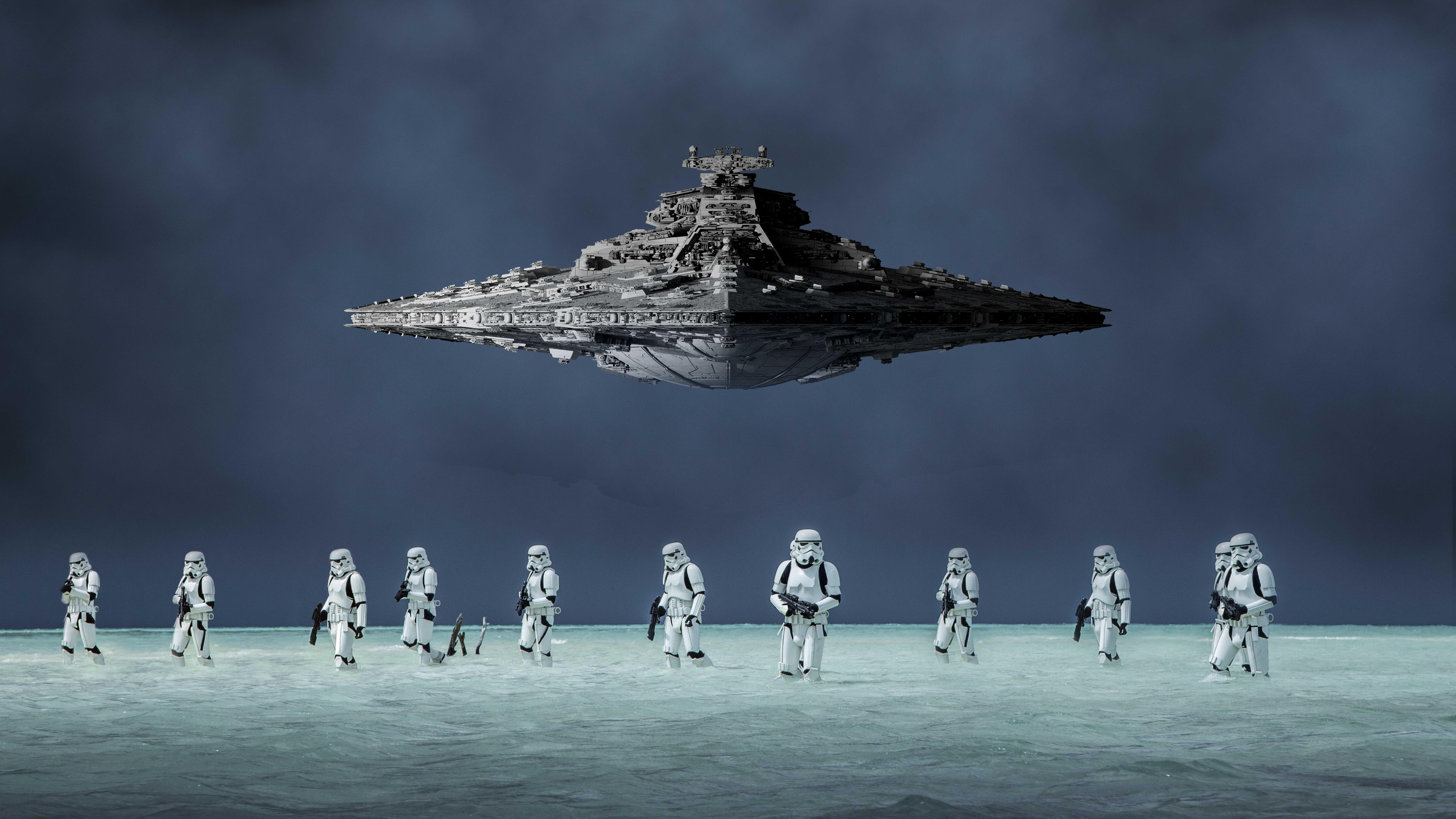 Star Wars Stormtroopers Wallpapers 21 9 And 16 9 Star Wars Hd Wallpaper Wallpaper