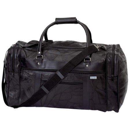 Embassy Italian Stone Design Genuine Leather Waist Bag