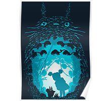 Forest Spirits Poster