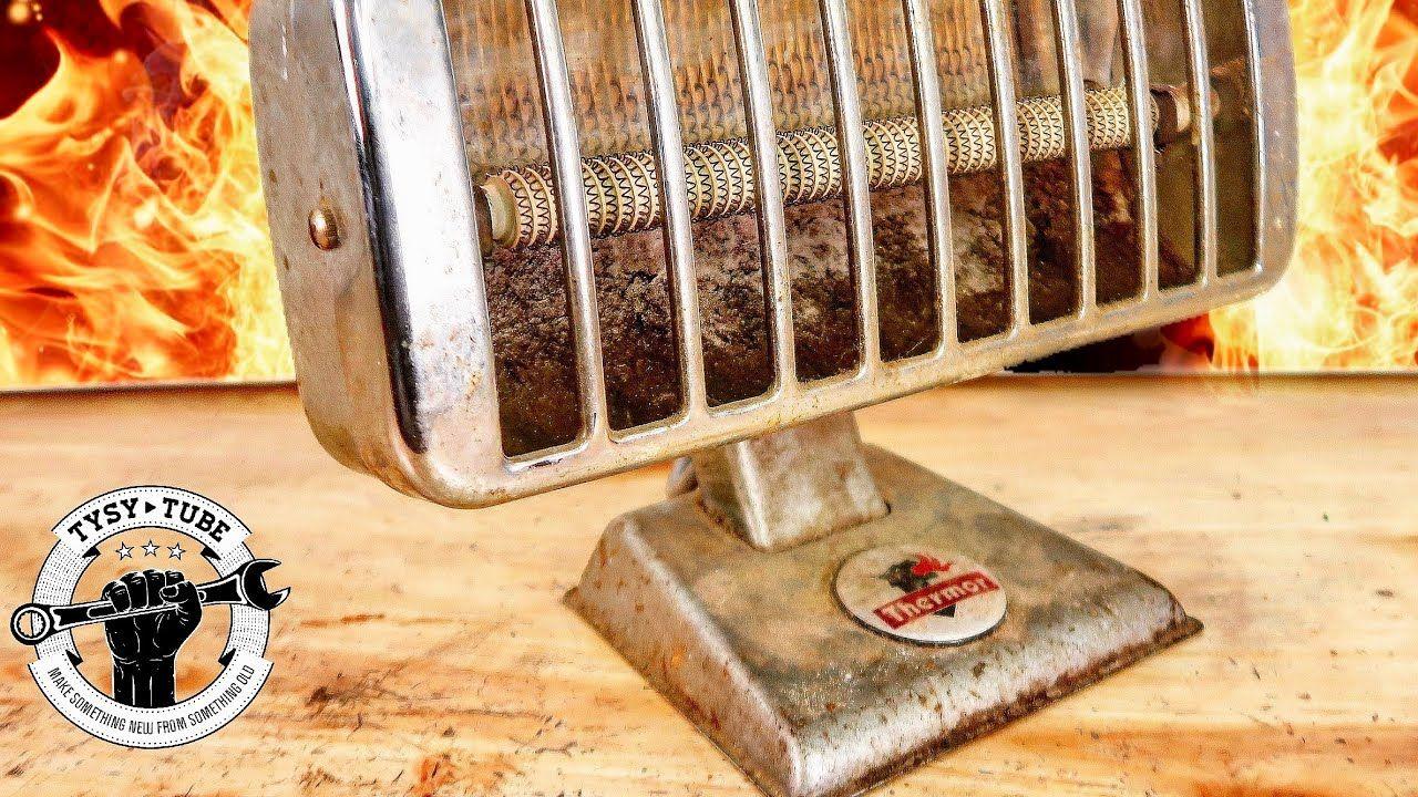 Dangerous Old Radiator Restoration Επισκευές