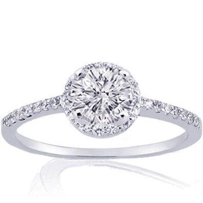17 Best images about Rings on Pinterest | Halo, Round diamonds and Halo  engagement