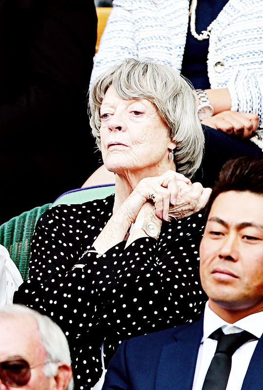 Pin On Maggie Smith