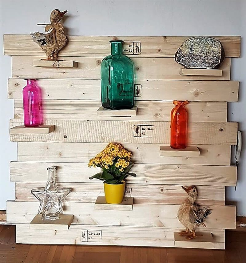 Some Fresh Ideas For Wood Pallets Reshaping Pallet Furniture