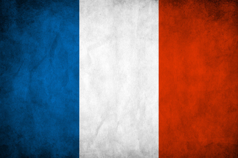 French Flag Desain Prancis
