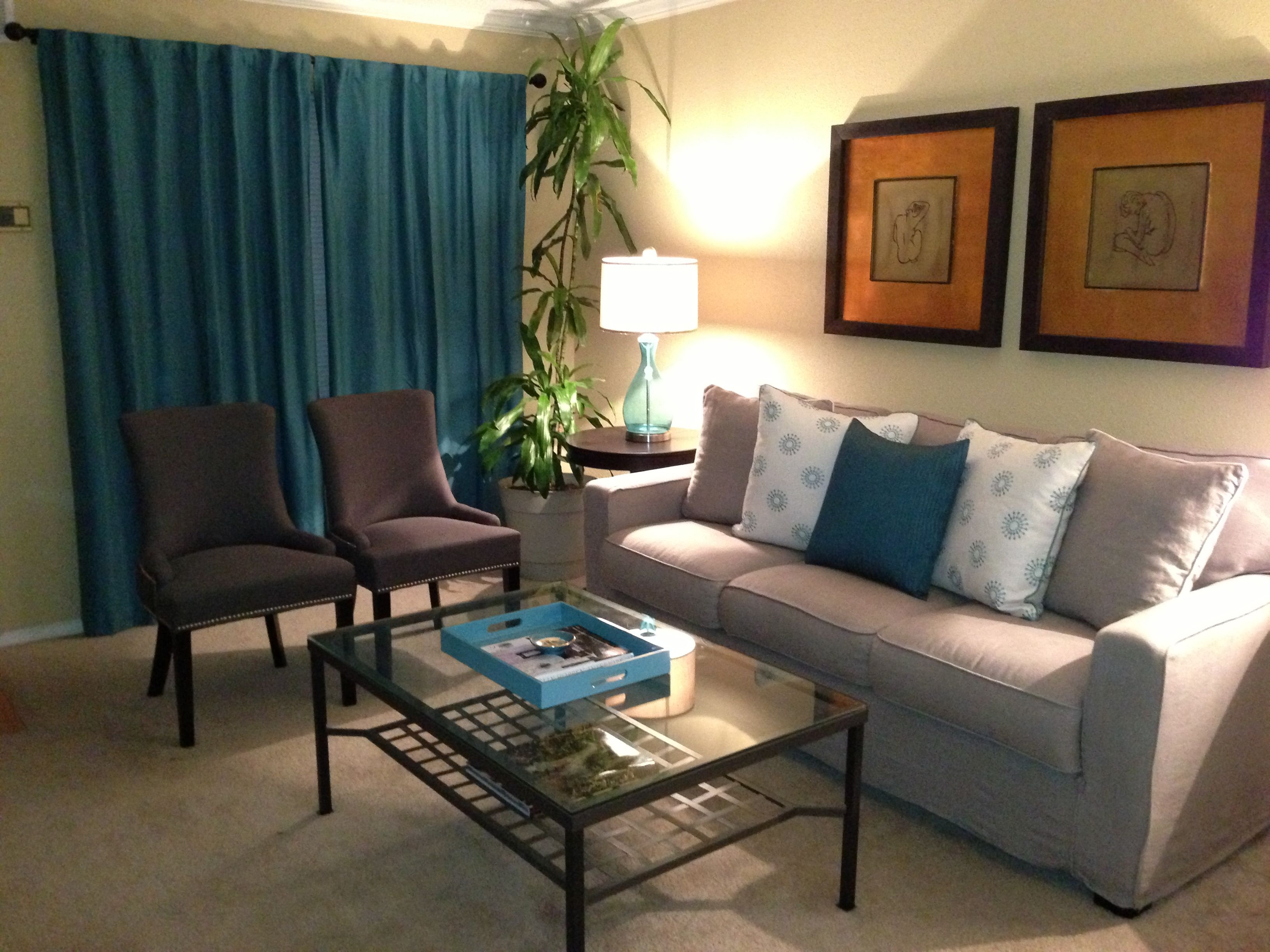 My living room finally complete! | Living room, Room, Home ...
