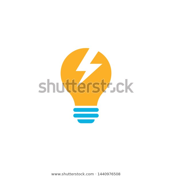 Lightbulb Energy Power Electricity Idea Logo Stock Vector Royalty Free 1440976508 Electricity Logo Power Logo Logos