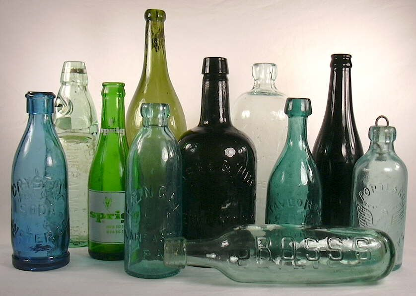 how to date old soda bottles