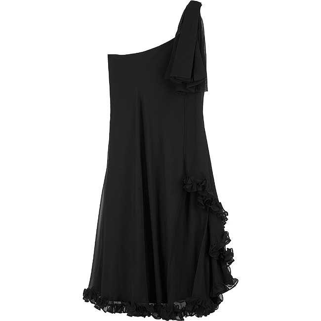 فساتين قصيرة منفوشة اسود Black Dress Little Black Dress Dresses