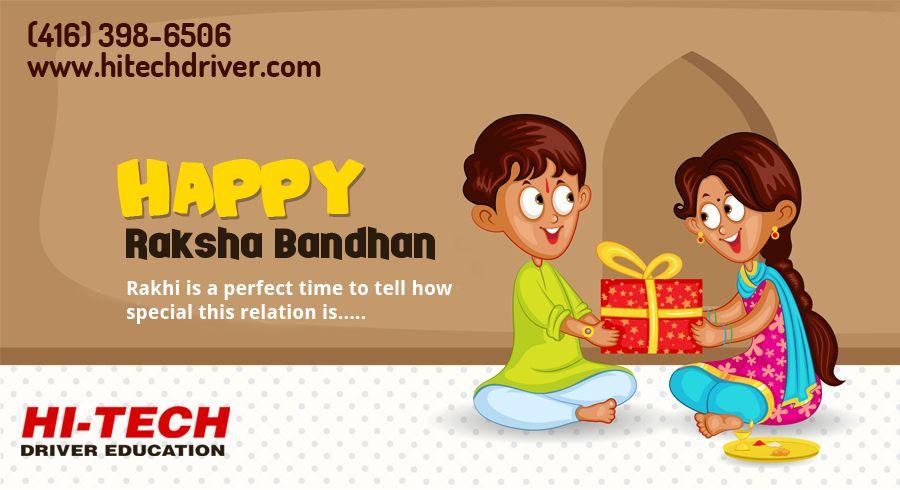 Happy Raksha Bandhan ツ