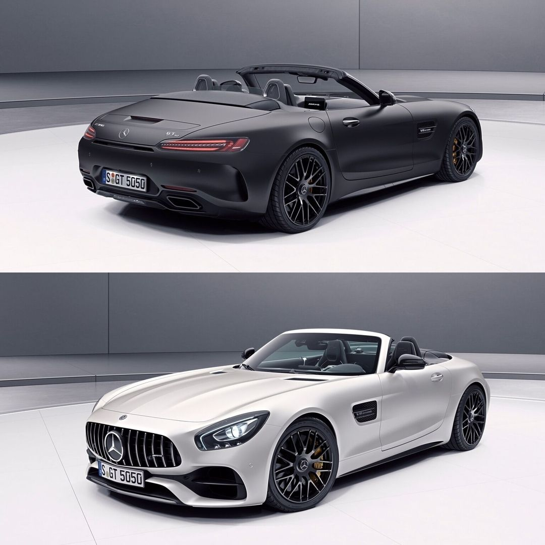 Mercedes-AMG (@mercedesamg) On