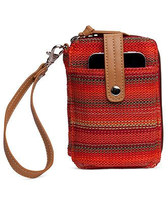 The Sak Handbag, Classic Smartphone Wristlet - The Sak - Handbags ...