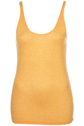 Basic Scoop Neck Vest - StyleSays