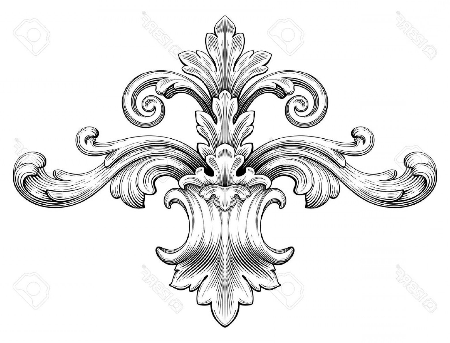 Gold Crown Medallion