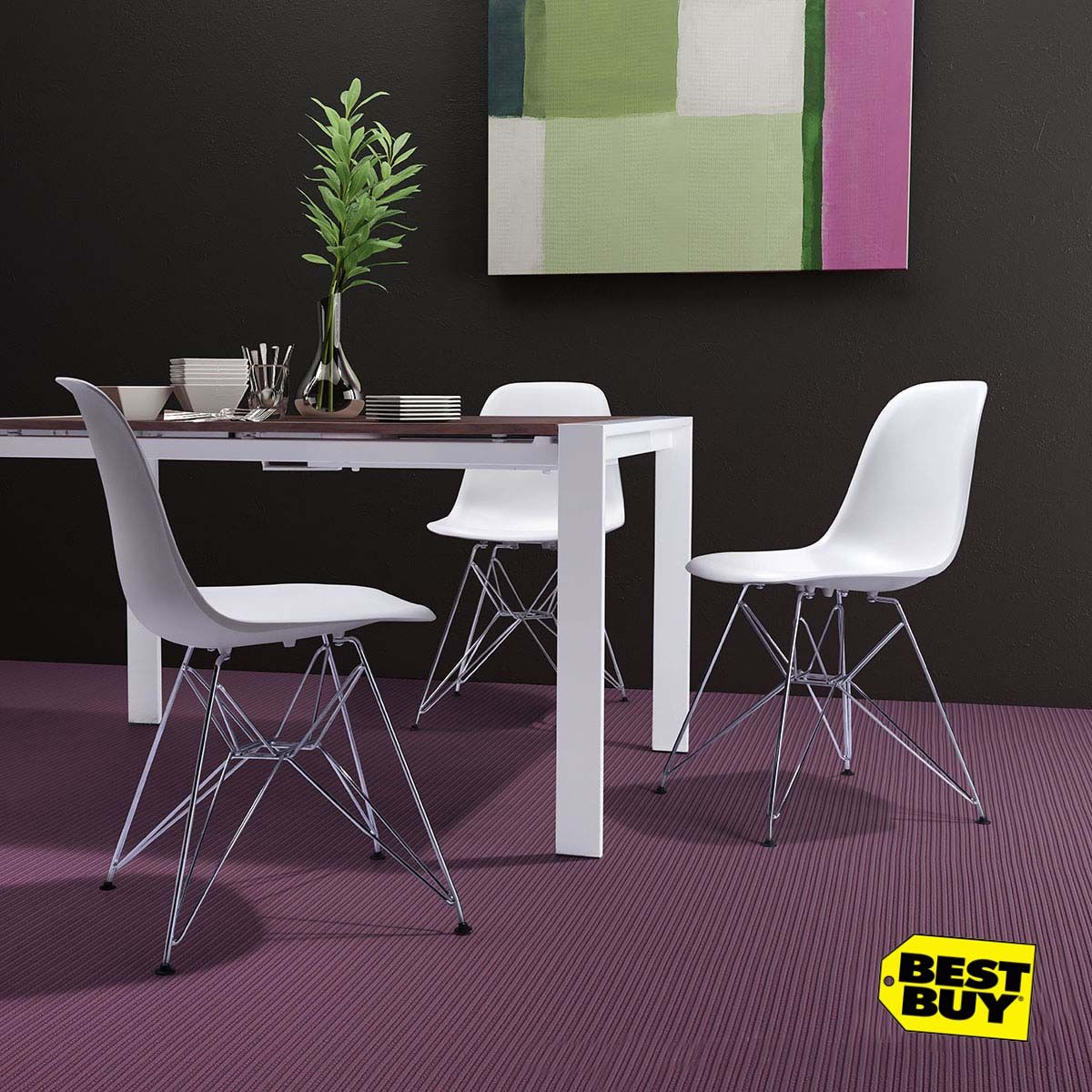 Zip Dining Chair Dining chairs, Small living room design
