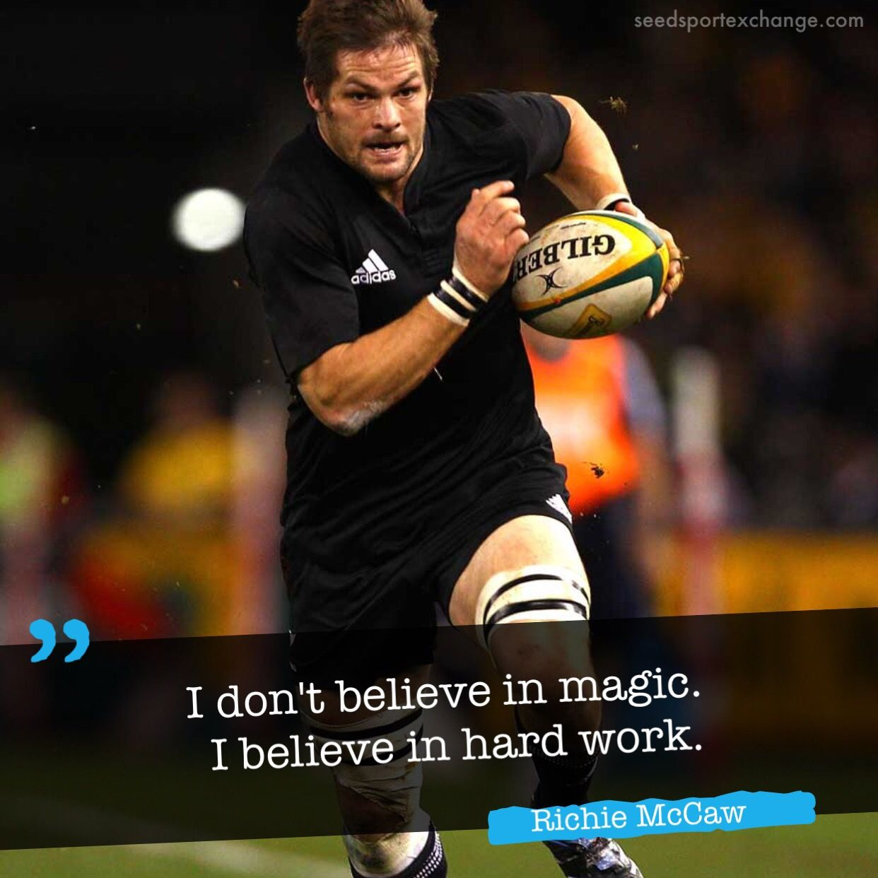 By Richie Mccaw Sports Sport Sportsquote Quotes Allblacks Rugby Rugbyquotes With Images Richie Mccaw Athlete Quotes Rugby Quotes