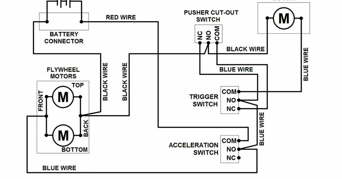 Simple Dimmer Switch For Electrical Wiring Diagram