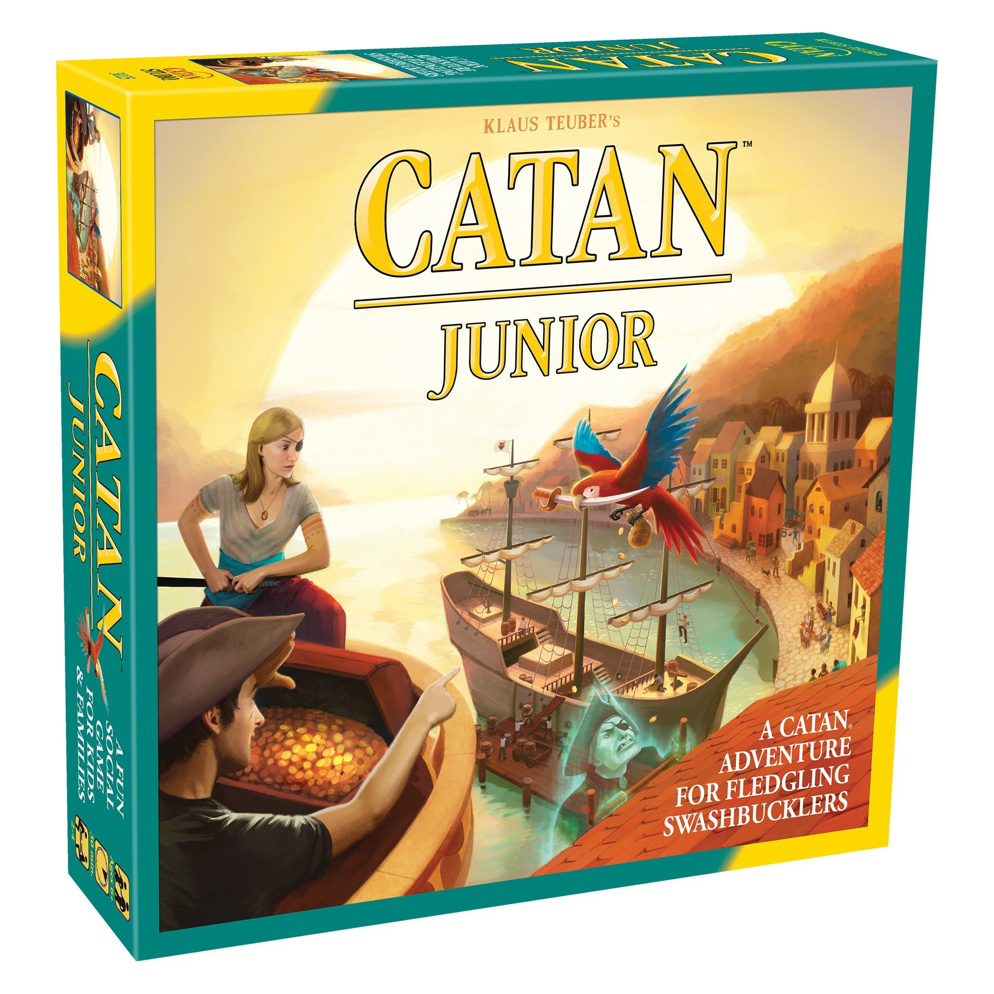 Catan Junior Game Catan junior, Sports games for kids