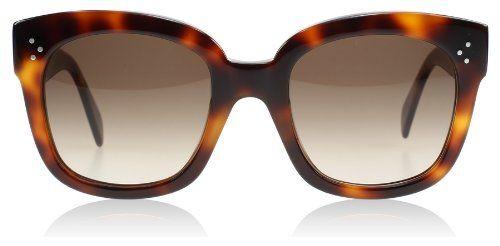 fe6a8a3aa47 Celibe Audrey sunglasses Celine Audrey Havana 005LHavana Brown