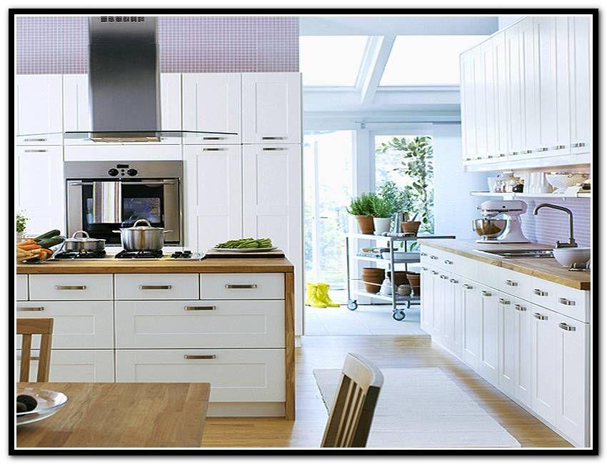 Ikea White Shaker Kitchen Cabinets | Worrell | Pinterest | White Shaker  Kitchen Cabinets, White Shaker Kitchen And Shaker Kitchen Cabinets