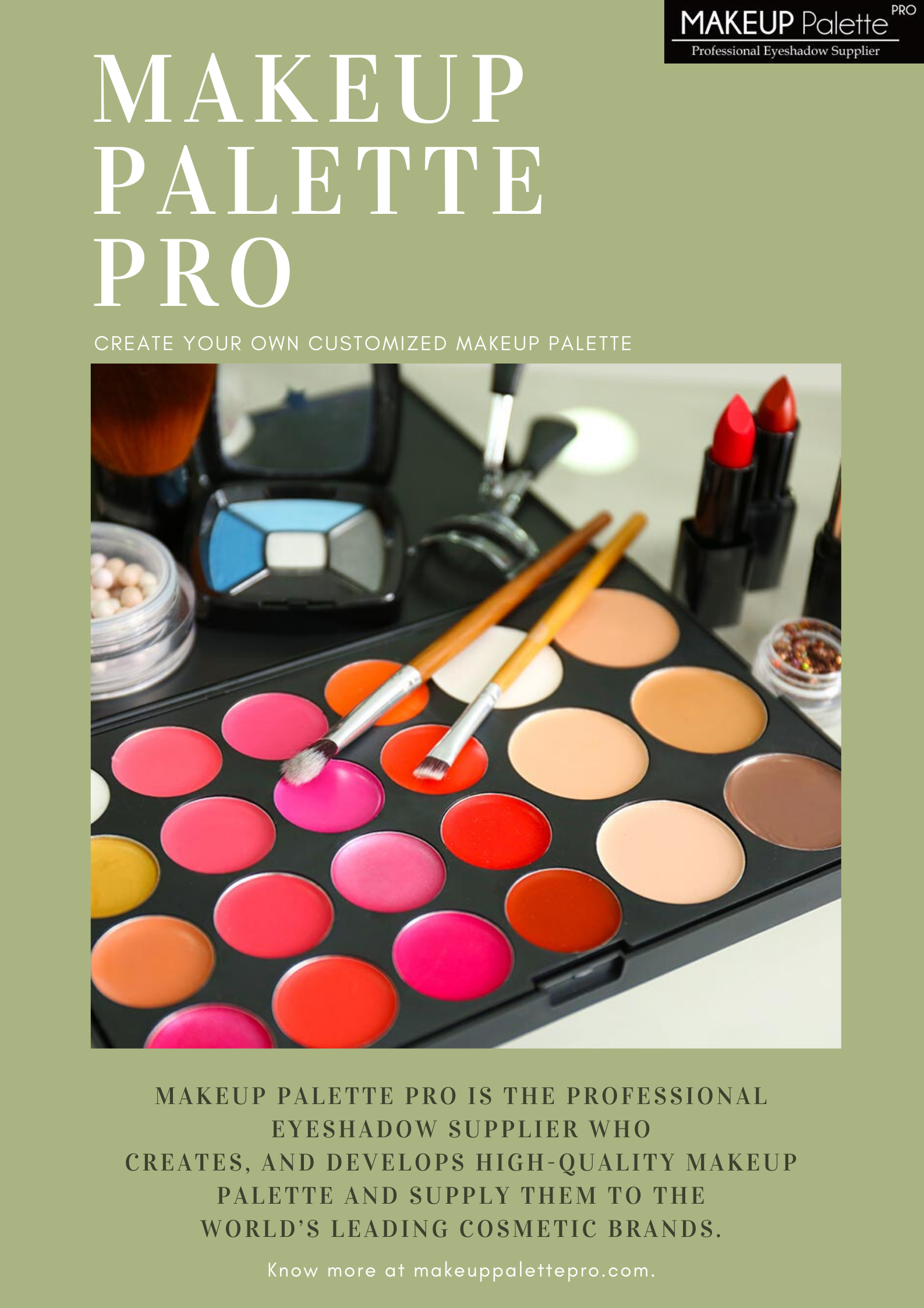 Create Your Own Customized Makeup Palette in 2020