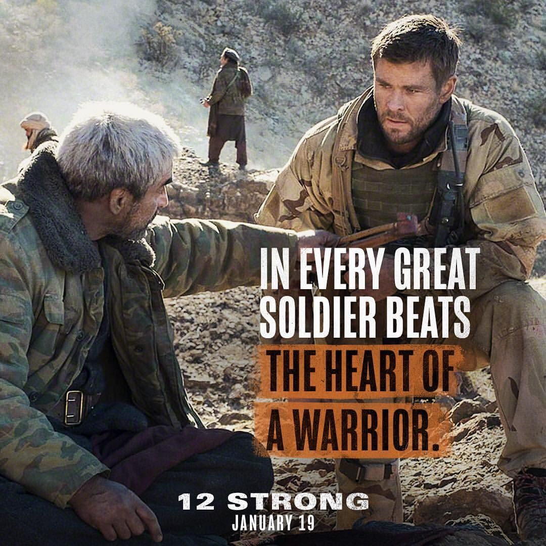 Download 12 Strong Full-Movie Free