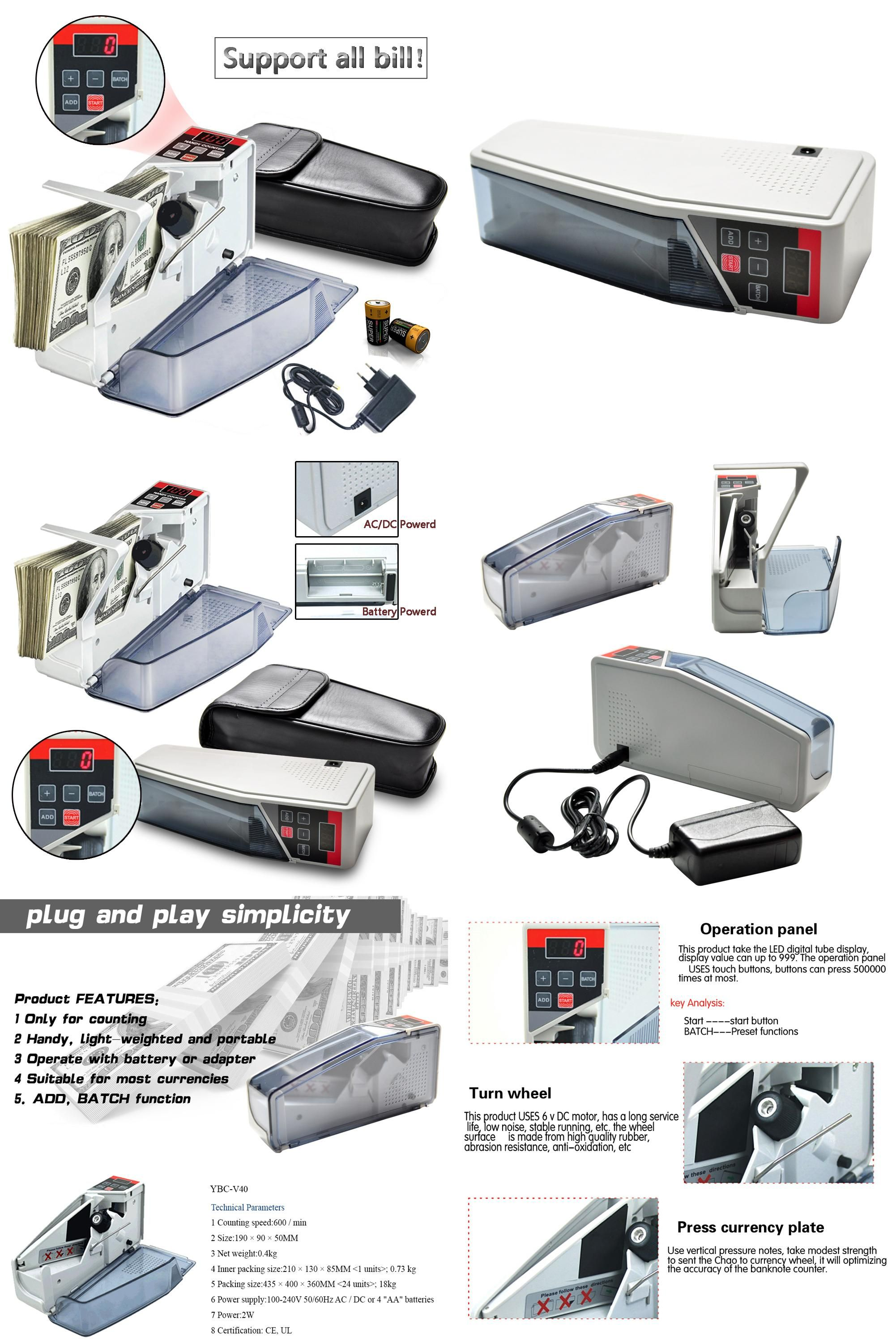 Visit to Buy Wholesale Mini Portable Handy Money Counter ...
