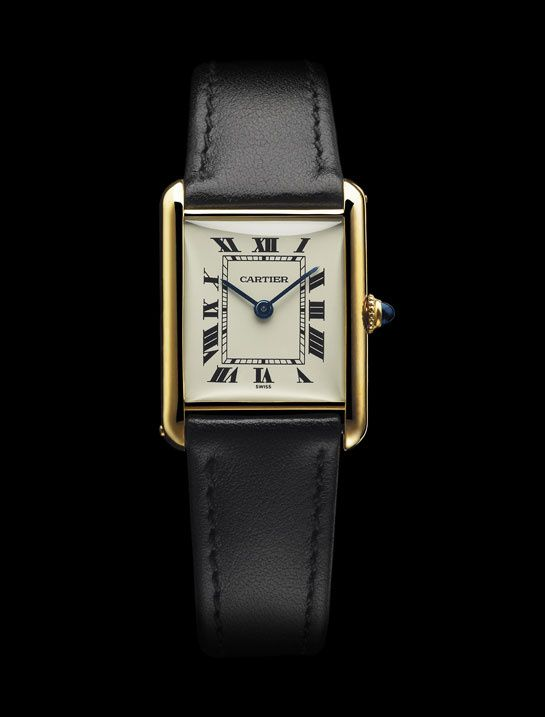 30ea8969bb8 The Cartier Tank through history