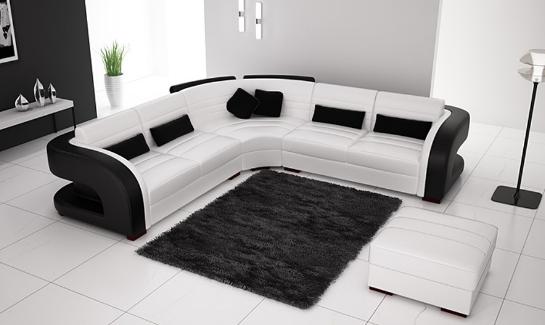 Muebles modernos para sala grande salas pinterest for Muebles para sala modernos