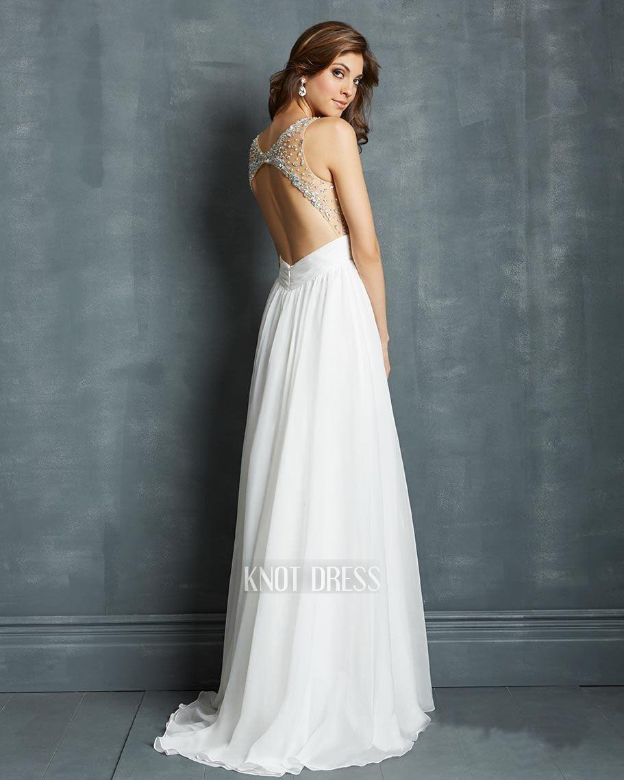 Backless prom dress buscar con google vestidograd pinterest