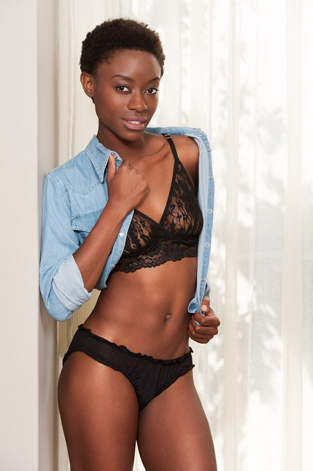 Crystal Black Babes Sibongile Mlambo Black Models From