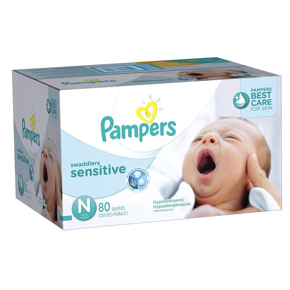 Babies r us pampers swaddlers